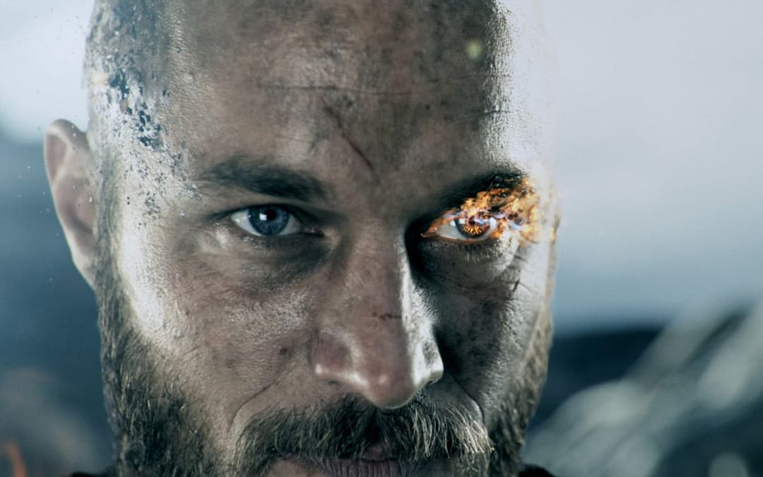 Image of Viking meaning Ragnar Lothbrok Viking warrior