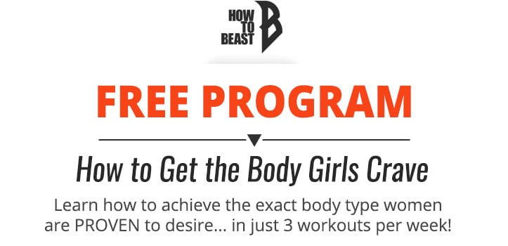 Enter Your Email To Get Instant Access The Workout Routine